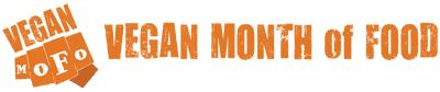 Vegan MoFo logo